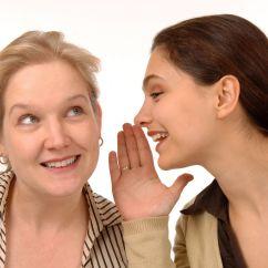 gossip two women