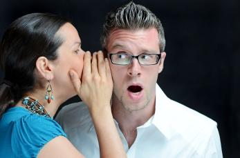gossip woman to man