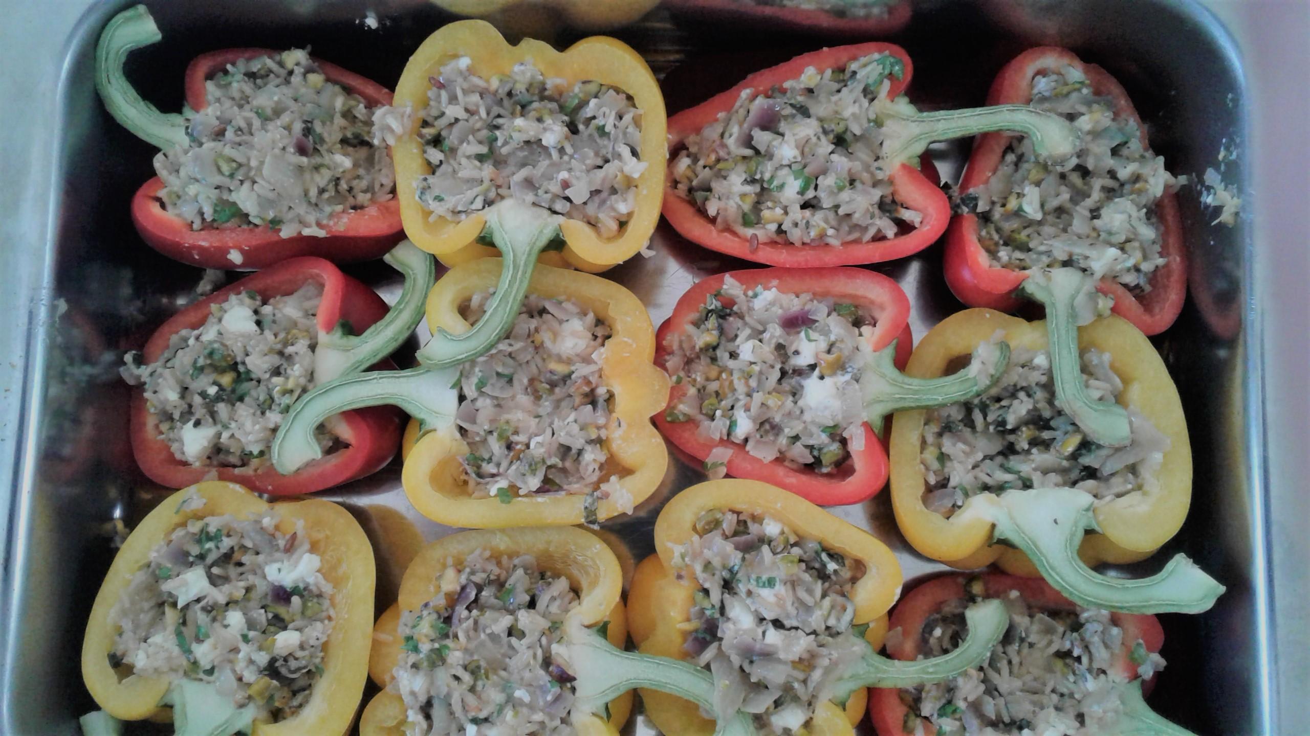 Stuffed Peppers