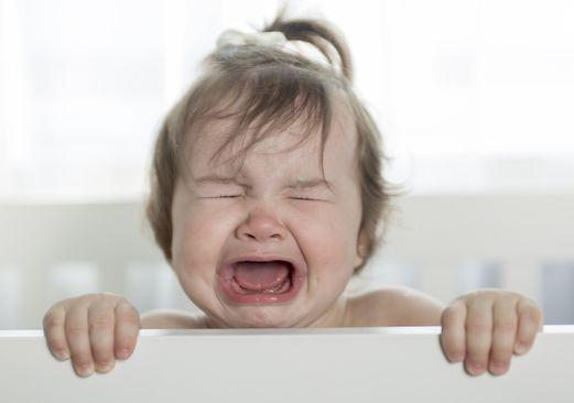 cry like baby