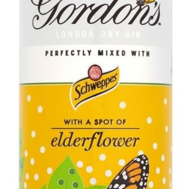 G&T Elderflower