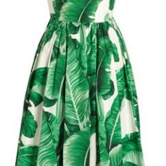 leaf dress