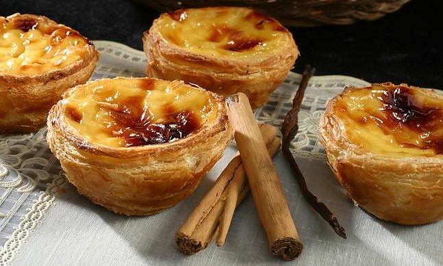portuguese tarts