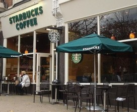 starbucks hampstead