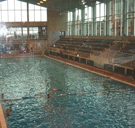 wigan swimming pool