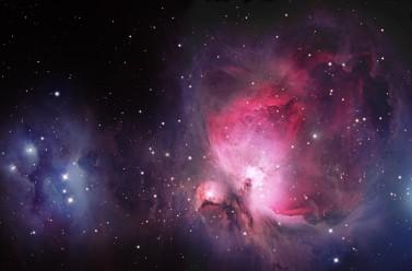 orion's nebula