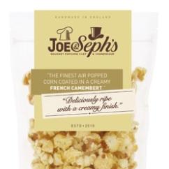 popcorn - camambert