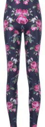 rose leggings