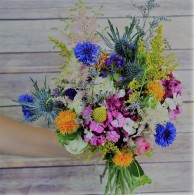 wild flower bouquet