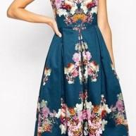 floral dress 1