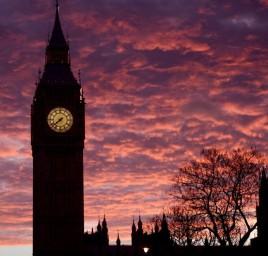 night Big Ben