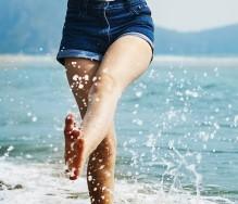 kicking waves