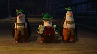 penguins in disguise