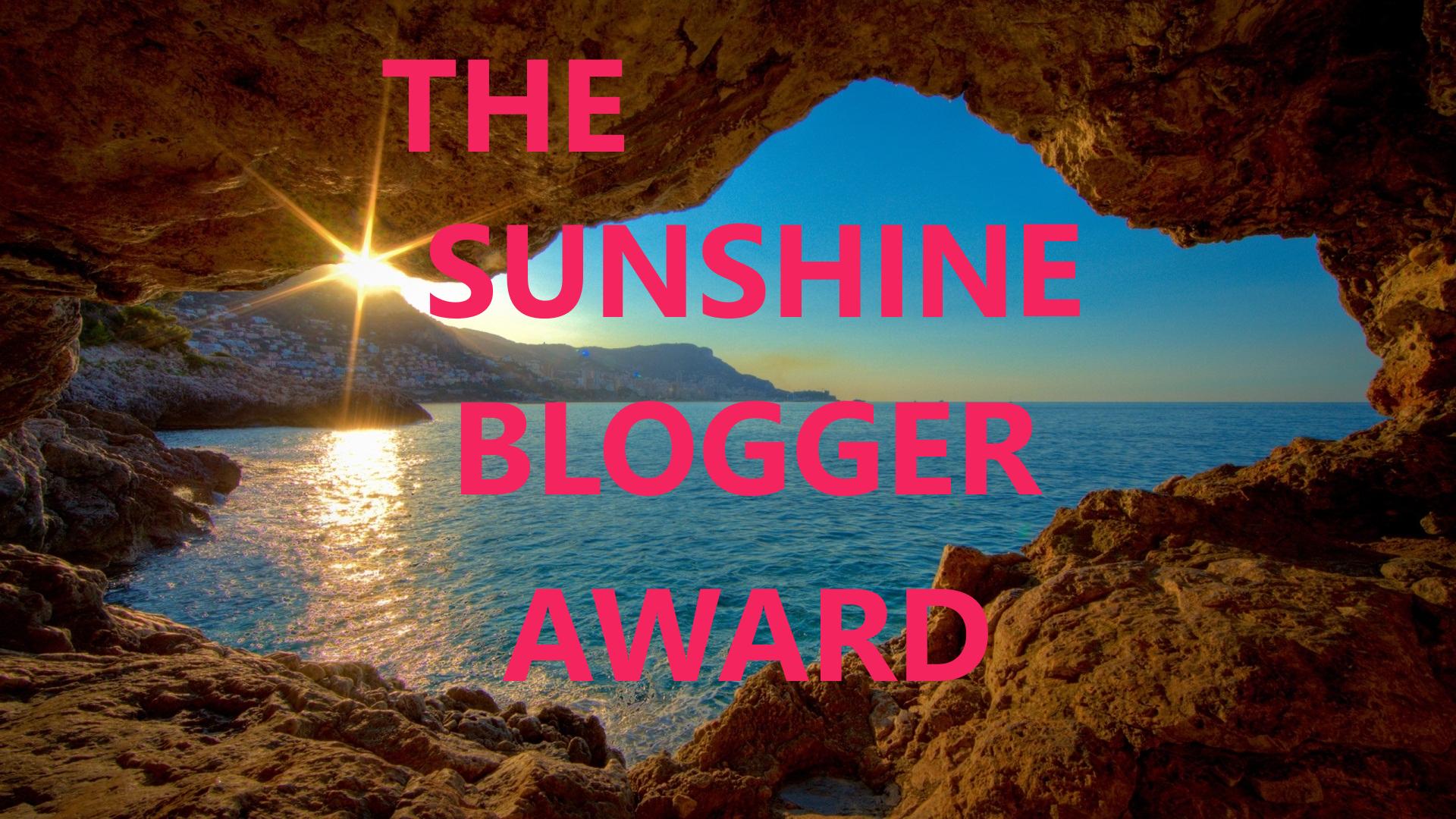 sunshine blogger 3