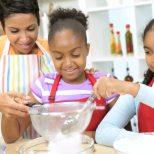 bake together 5