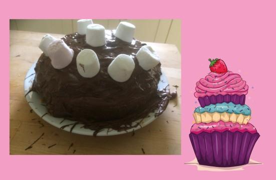 Gary's cake 1
