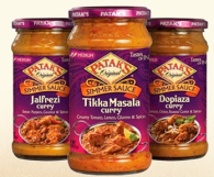 jars of curry