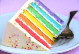 beckie's cake