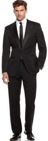 robin black tie