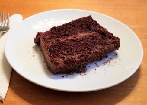 Mocha cake slice - My Slice of Mexico