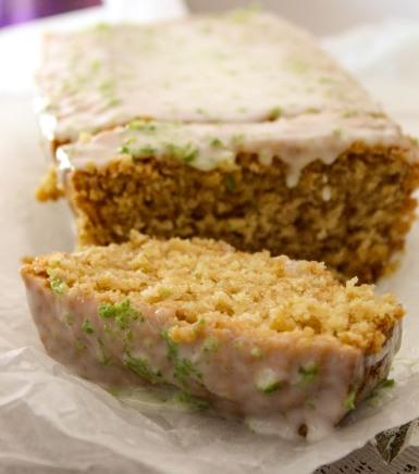 Coconut Lime Pound Cake Recipe